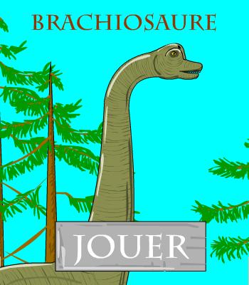 jeux brachiosaure